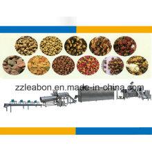 Machine de fabrication d'aliments secs pour animaux de compagnie de nouvelle conception