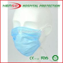 HENSO Máscara de rosto cirúrgica não tecida