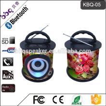 2017 heißer verkauf Tragbare MP3 Player USB FM Radio Spieluhr Portable USB Verstärker
