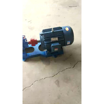 YHCB small oil arc circular  gear pump