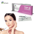 100% Pure Cross Linked 2 ml Dermal Filler Injection d'acide hyaluronique Prix d'injection