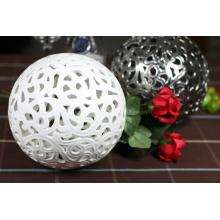 Balle creuse en céramique