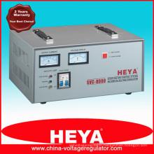 High Accuracy AC Automatic Voltage Regulator Servo Motor Control