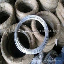 Galvanizado Ligação Wire Bale Tie Fio Saco Gravatas