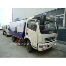 Venda quente Dongfeng Mini caminhão de limpeza de rua