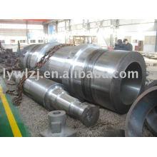 Forjado de cilindros pesados