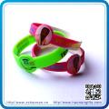 Meistverkaufte Produkte Drucken Silikonbänder für die Dekoration (HN-SB-0010)