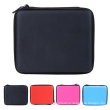 Novo saco de mala rígida portátil EVA Zip Carry Pouch Bags Protector Holder para Nintendo para 2DS