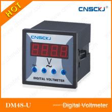 Dm48-U Single Phase 48*48 Digital Voltmeters