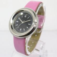 Relógio da liga de Womem, relógio quente barato da forma (HL-CD030)