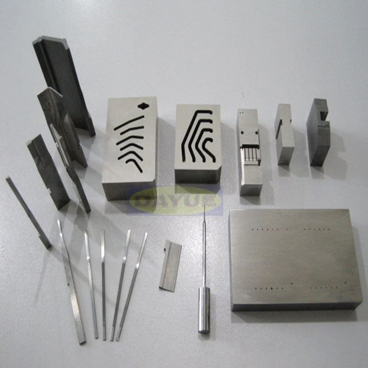 Mold Components Contour Grinding