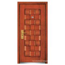 Steel Wooden Door (FXGM-A104)