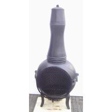 Gusseisen und Guss Aluminium Chimenea (FSL006)