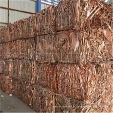Fil de cuivre de qualité supérieure / Scrap Copper Wire Shredded