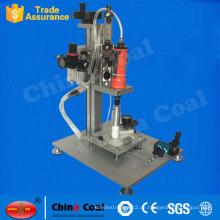 Pneumatische Aluminium-Schraubverschließmaschine mit hohem Wirkungsgrad für die Kappe