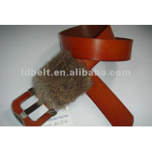 Кожаный пояс из натуральной кожи