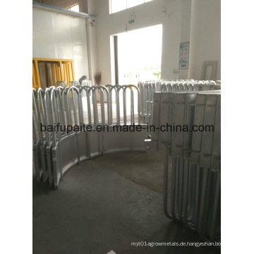 Heiße eingetauchte galvanisierte Kuh Feeder mit Rock Bottom China Factory direkt geliefert