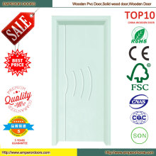Modern House Security Wood Door