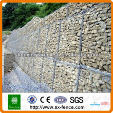 Stone Gabion Box wall