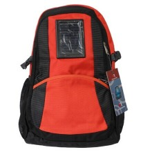 Backpack with Solar Charger for Travelling