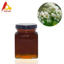 Pure raw buckwheat honey bee products