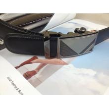 Ratchet Leather Straps for Men (HC-141211)
