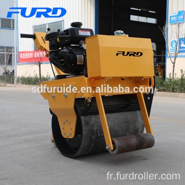 Pull Behind Mini Road Roller Compactor for Sale Pull Behind Mini Road Roller Compactor for Sale FYL-600C