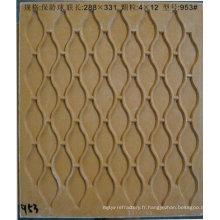 moule de résine de fibre pour la mosaïque en verre
