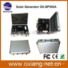 Portable solar generator trailers SP600 SP500A