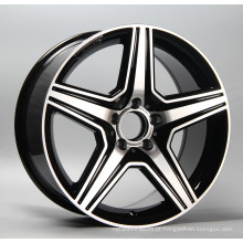aros de alumínio para carro poplur 4x4 rodas de carro roda de carro 5 * 112