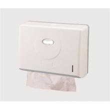 White Decorative Fancy Public Wholesale Wall Mounted Plastic Kitchen Paper Towel Holder