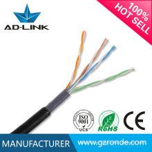 22 awg kabel außen kabel utp cat5e