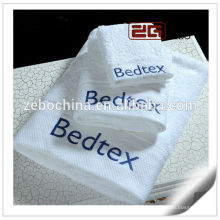 16S High Quality Plain Woven Embroidered Turkish Bath Towel Sets