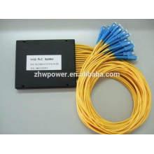 SC / UPC 1x32 Fibre Optique sc Module Splitter PLC SM 1M 1.5M