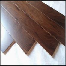 Waterproof Engineered Black Walnut Wooden Flooring
