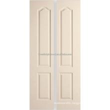 2 Panel Archtop Molded Interior Bifold Doors
