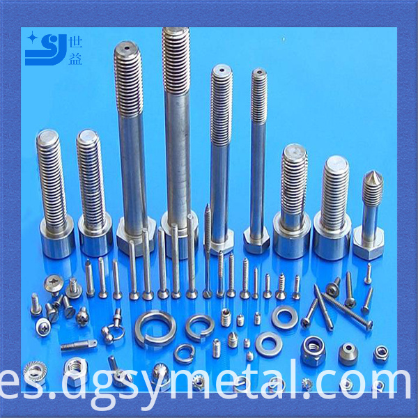 Fasteners parts