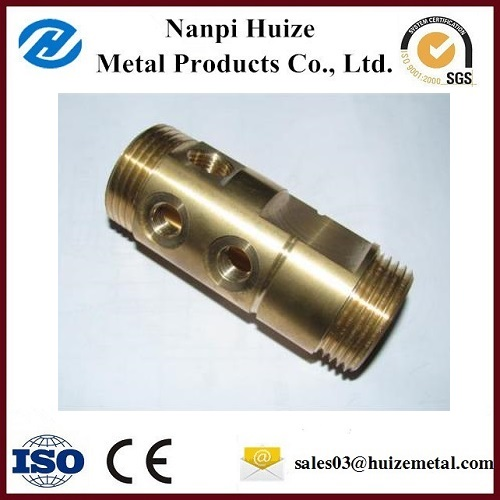 brass stong style maching parts