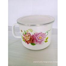 Various types latest hot sale enamel mug