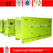 silent Natural gas generator set 40kw with heat exchanger