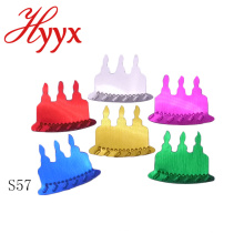 HYYX Customized Farbe New Style schöne Hochzeit Zubehör Dekoration für Tabellen