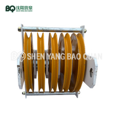 Tower Crane Spare Parts Pulley Block