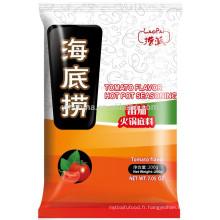 200 g de saveur de tomates assaisonnements chauds