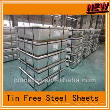 TFS pour la Couronne des bouchons, feuilles de TFS, usine de Chine