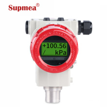 High Accuracy China Pressure Transmitter For Air water oil 4 To 20ma Steel Stainless with LCD display