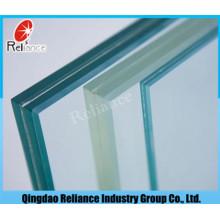 Klares Verbundglas für das Gebäude