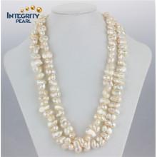 Collier de perles à la mode en forme de poivre à la mode