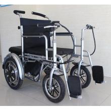 Silla de rueda eléctrica conveniente de la rueda de la rueda de cuatro ruedas (FP-EMS03)