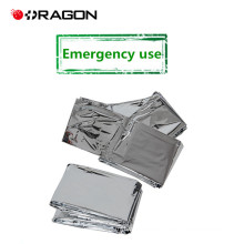 DW-EB01 CE&ISO Approved camping heat reflective emergency blanket