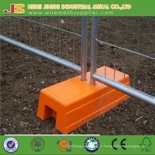 La barrière de sécurité temporaire en Australie galvanisée est fabriquée en Chine